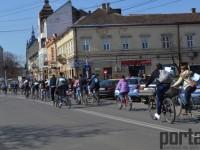 Mars pe biciclete, Colegiul Mihai Eminescu (2)