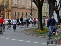 mars pe biciclete, Satu Mare (1)