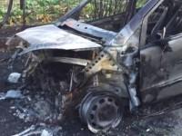 masina incendiata roma 12