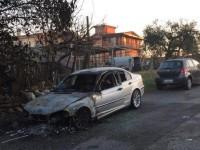 masina incendiata roma 2