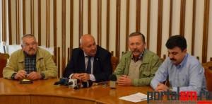 Molnar Zsolt, Dorel Coica, Vasile Papp, Radu Roca (10)