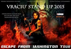 Vraciul Stand Up 23 aprilie