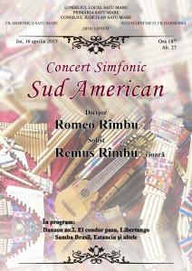 concert 16 aprilie