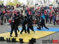 demonstratii jandarmi, Scoala Altfel (10)