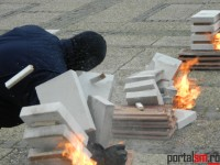 demonstratii jandarmi, Scoala Altfel (12)
