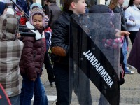 demonstratii jandarmi, Scoala Altfel (39)