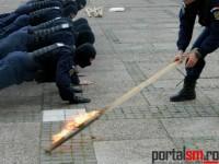 demonstratii jandarmi, Scoala Altfel (9)