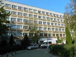 spitalul judetean satu mare