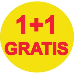 1+1Gratis