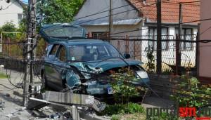 Accident strada Ciprian Porumbesu, Satu Mare (13)