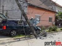 Accident strada Ciprian Porumbesu, Satu Mare (2)