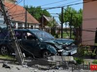 Accident strada Ciprian Porumbesu, Satu Mare (3)