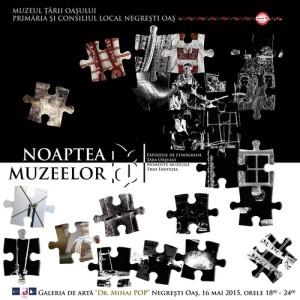 Afis Noaptea Muzeelor on line