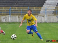 Denis Chivari - debut in tricoul Olimpiei