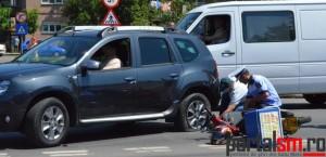 accident masina Primarie (10)