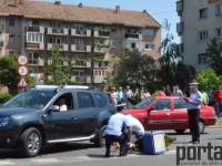 accident masina Primarie (15)