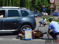 accident masina Primarie (2)