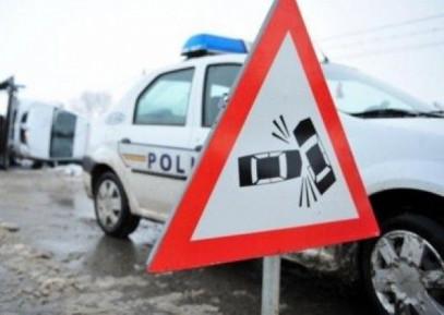 Accident în Vama, la intersecţia cu Valea Măriei