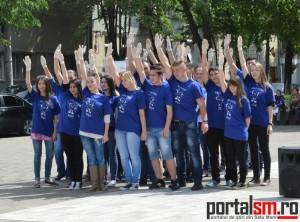 flash mob asociatia stea (42)