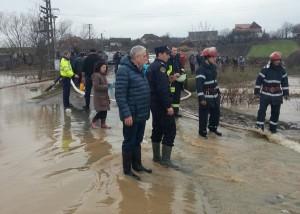 inundatii satu mare