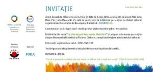 invitatie Satu-Mare