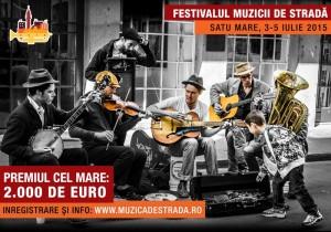 Festivalul Muzicii de Strada 2015