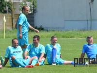 Dacian Nastai, Dorin Tuturas si Dan Babut, obositi dupa efort