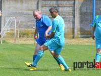 Tiberiu Csik a condus echipa din teren, ca un adevarat capitan