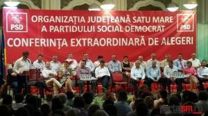 PSD alegeri