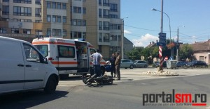 accident Finante Satu Mare (1)