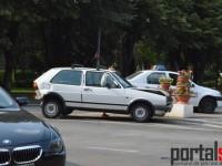 accident rutier Piata Libertatii (1)