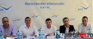 conferinta sediu ALDE (1)