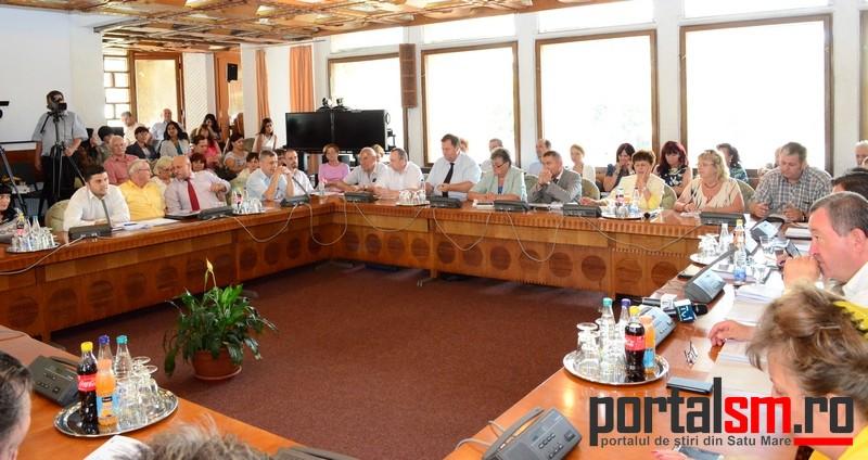 sedinta Consiliul judetean (19)