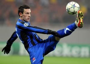 1.FOTBAL:FC OTELUL GALATI-FC BASEL 2-3,LIGA CAMPIONILOR (22.11.2011)
