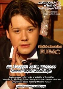 FUEGO - recital press
