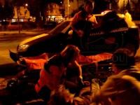 accident taxi satu mare atacat (3)