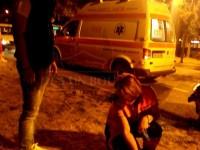 accident taxi satu mare atacat (7)