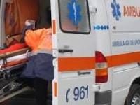 Două bătrâne rănite grav într-un autobuz