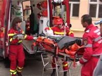Fetiță de 9 ani, accidentată grav în Racșa