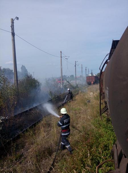 incendiu vagon satu mare 2