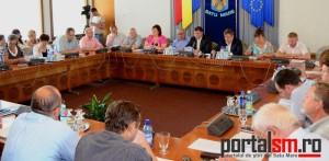 sedinta Consiliul Judetean (2)