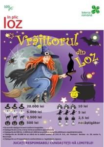 Afis A4 - Vrajitorul din Loz- VR2_mic