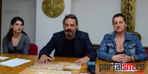 Monica Caita, Andrei Mihalache, Carmen Fratila
