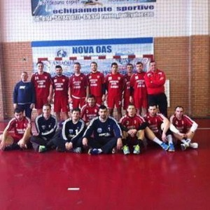 Poza echipa handbal CSM