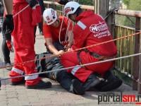 Simulare accident Pod Decebal Satu Mare (129)
