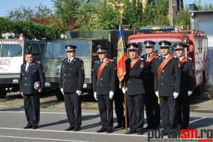 Pompierii sătmăreni angajează un ofițer și patru subofițeri