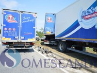 accident bunesti, tir unicarm (2)