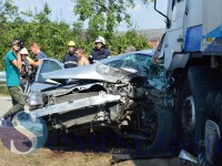 accident bunesti, tir unicarm (3)