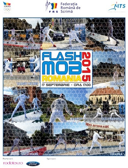 flash mob scrima