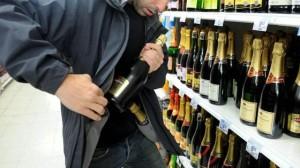furt alcool
